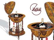 Stylish Bar globe drinks cabinet
